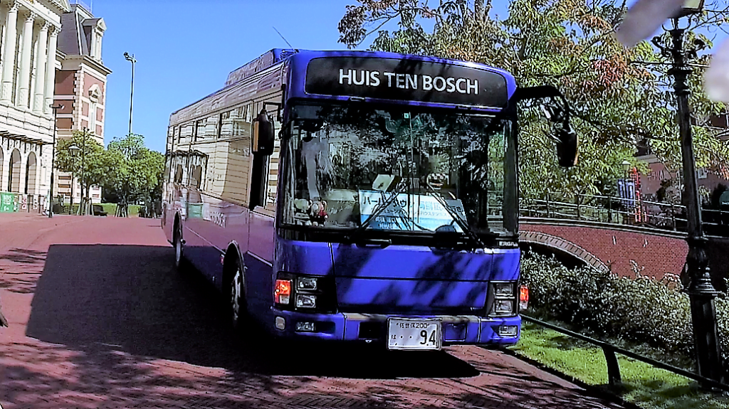 ハウステンボス パークバス