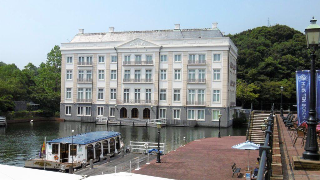ハウステンボス最高級ホテル、ホテルヨーロッパの上を行く迎賓館