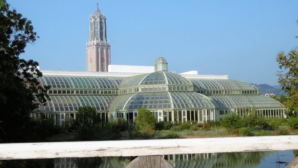 ハウステンボス フォレストヴィラにあるウェルネスセンターはプールにも使われる
