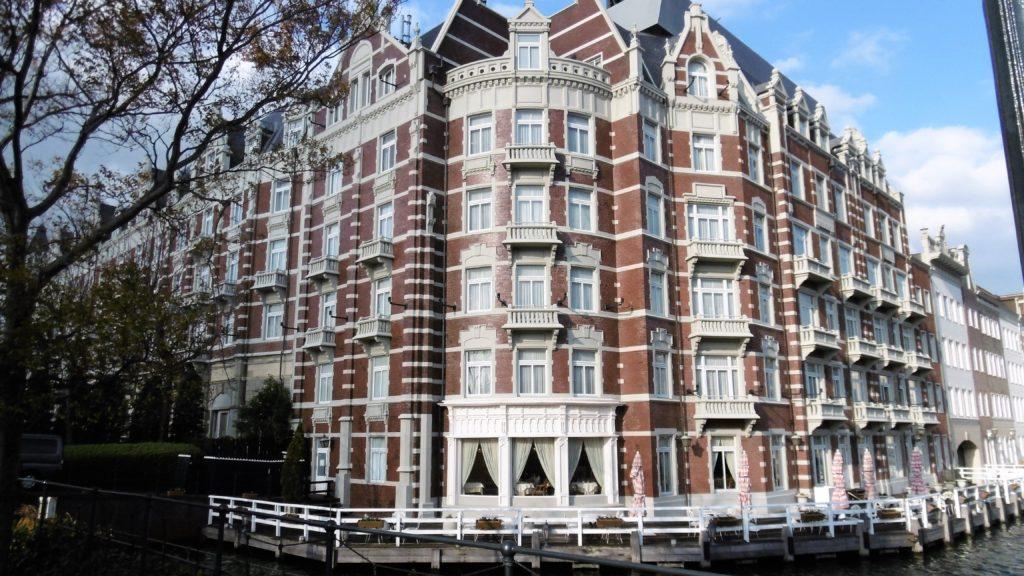 ハウステンボスの最高級ホテル、ホテルヨーロッパ