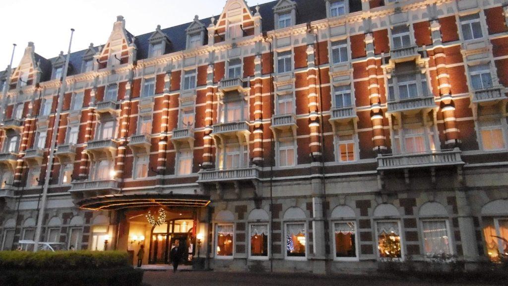 ハウステンボス最高級ホテル、ホテルヨーロッパ