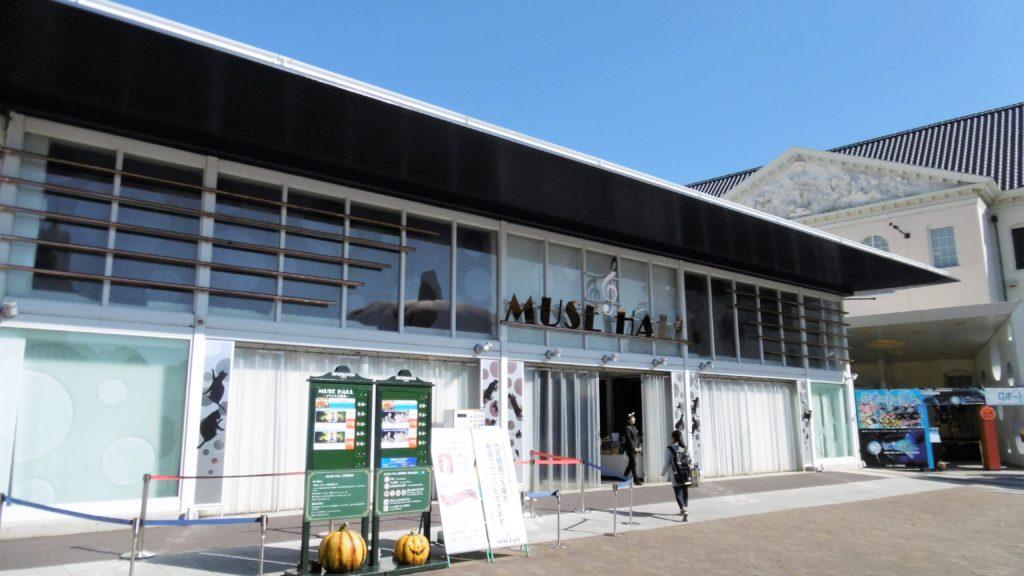 ハウステンボス ミュージカルや歌劇団が公演を行うミューズホール