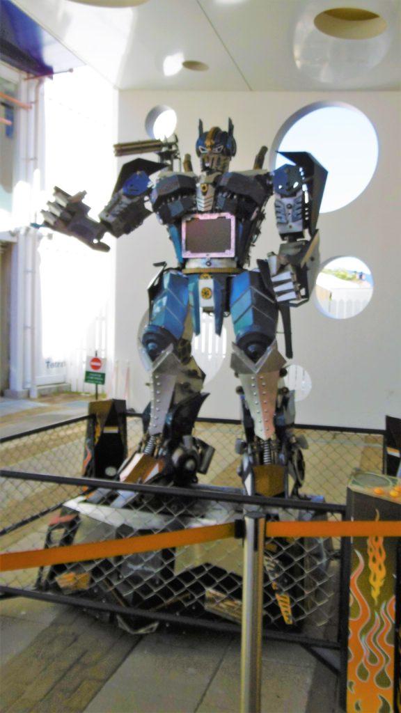 ハウステンボス ロボットの館