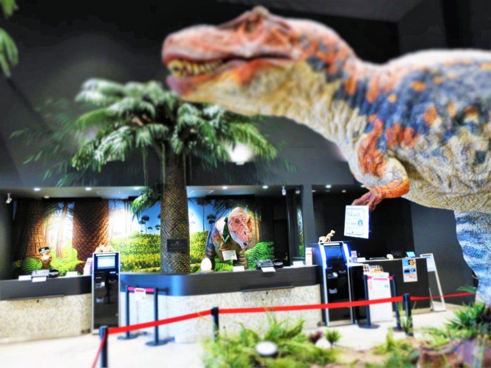 変なホテル ラグーナテンボス ハウステンボス 恐竜
