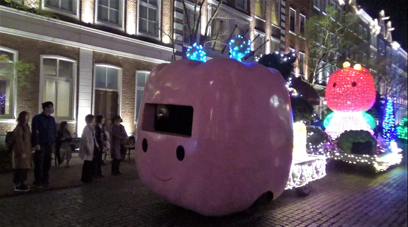 ハウステンボス 光の王国 回り方 パレード ちゅーりーちゃん ホテルアムステルダム